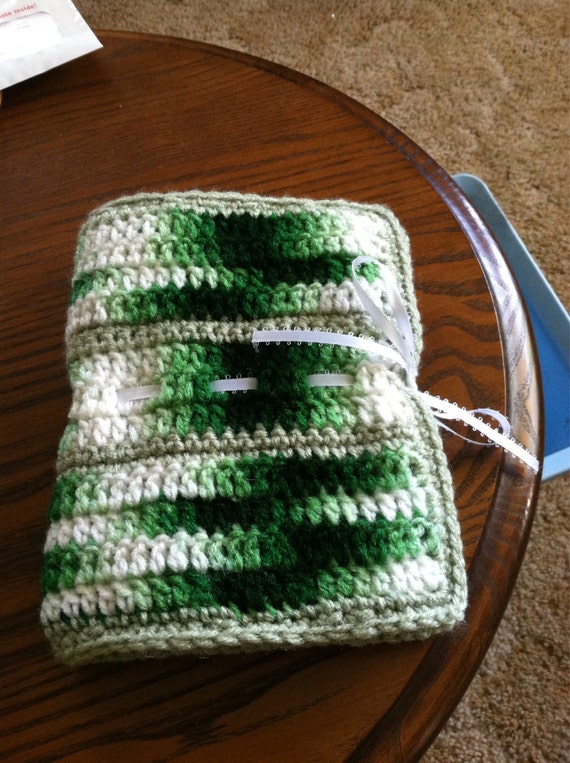 Crochet hook case by WithoutWorries Etsy