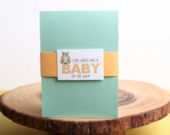 Baby Shower Invitation- look 4
