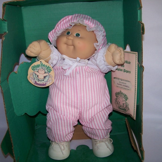 cabbage patch 1985 eBay