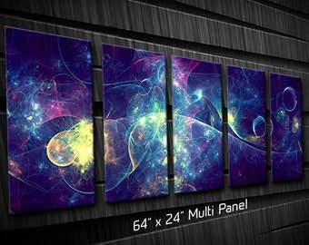 Metal Wall Art Cosmos