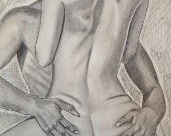 Draw Erotic Women 53