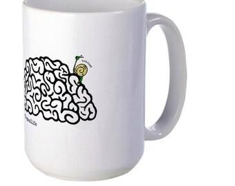 Zombie Snail Mug Alt