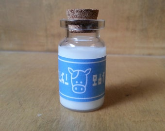 Small Lon Lon milk bottle