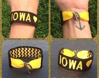 """Shop """"iowa hawkeye"""" in Jewelry"""