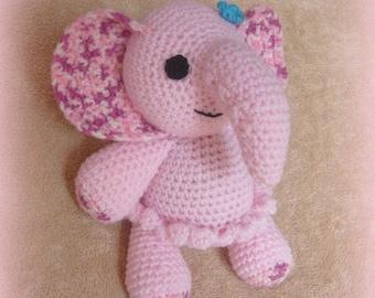 Crochet Elefantie