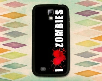 I Heart Zombies Case For The Samsung Galaxy S4 or S5