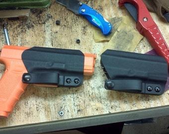 American OpTac Kydex IWB Glock Holster - Tuckable, Ambi, all models.