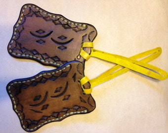 Luggage tags, set of two