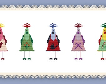 pdf download immediately cross stitch embroidery pattern chicken