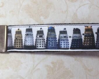 Dalek Doctor Who Key Fob or Lanyard