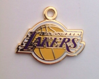 Los Angeles Lakers Charm