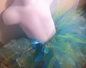 Colorful handmade Tulle Tutu's