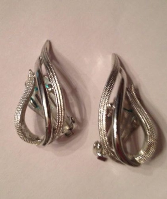 cov jewelry vintage coventry silver earrings costume jewelry 8343