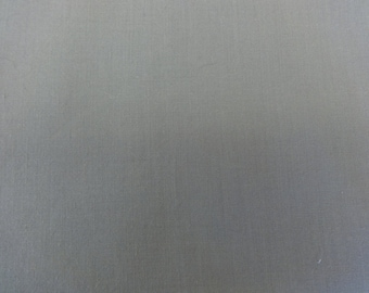 Solid Slate Grey Fabric 391