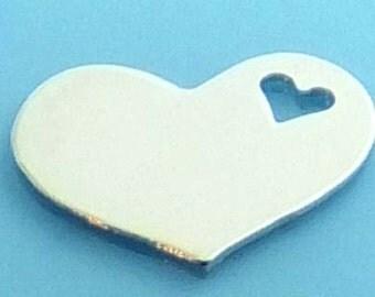 Cutout Heart