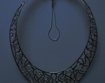 Ornamental necklace