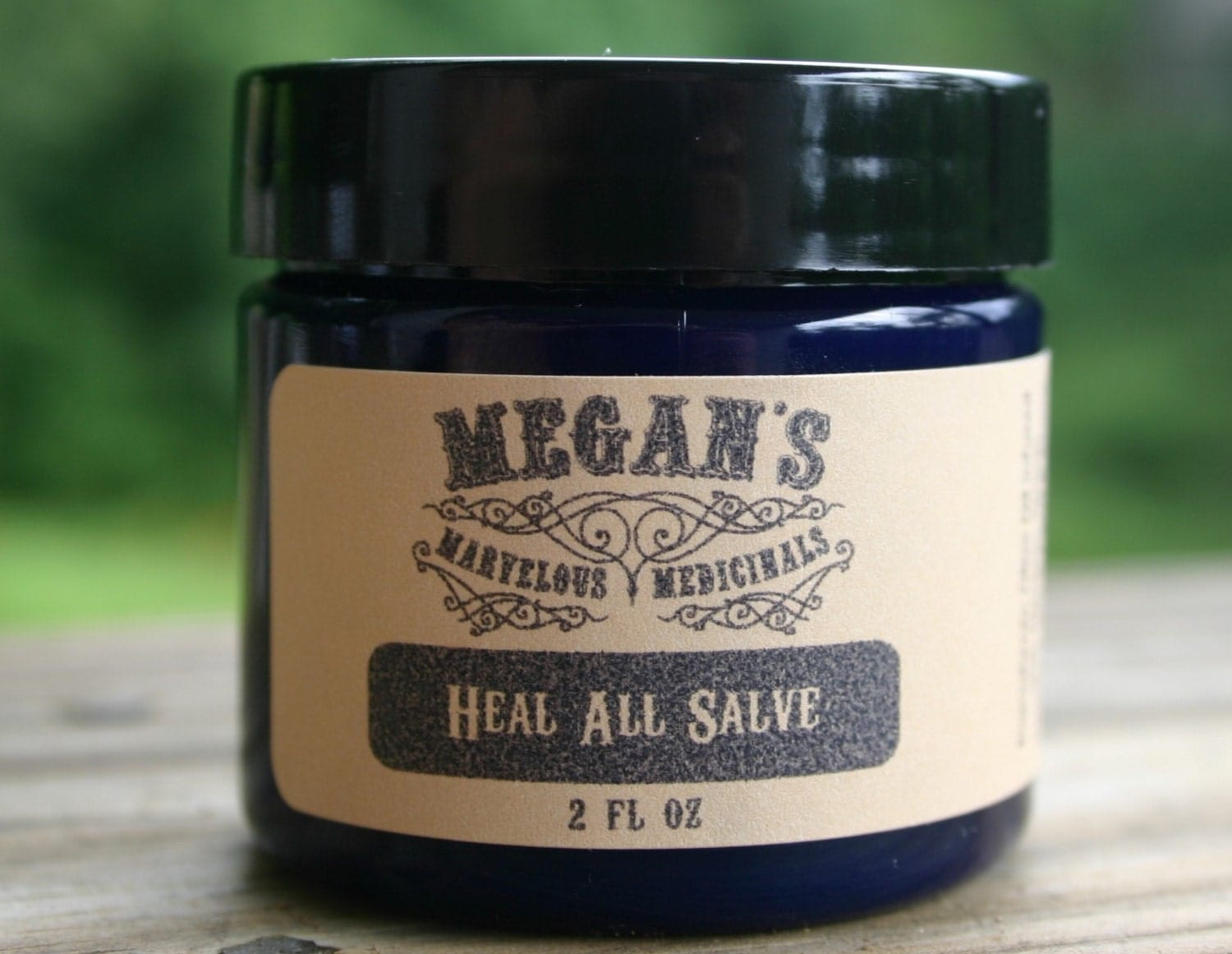 Heal all salve scrapes tattoos arnica comfrey yarrow for Can i use coconut oil on my tattoo