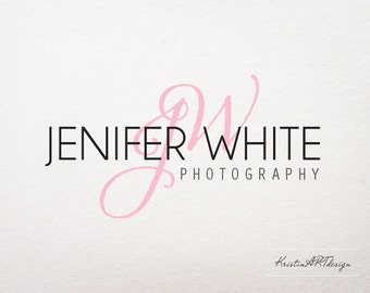 Photography Logo - Customized for any business logo - Premade Photography Logos- Watermark 086