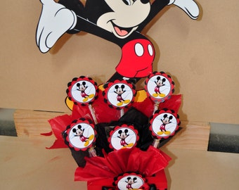 Mickey mouse centerpiece | Etsy