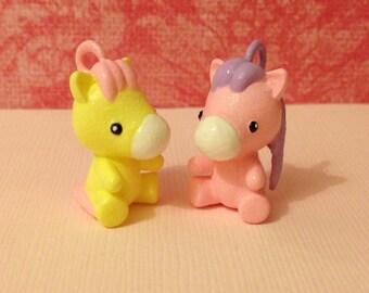 Miniature Takara My Little Pony inspired Charm