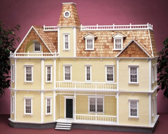 The Bostonian Real Good Toys Dollhouse