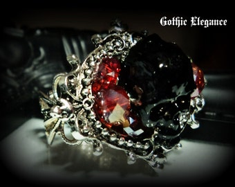 Blood Red Death - Ring