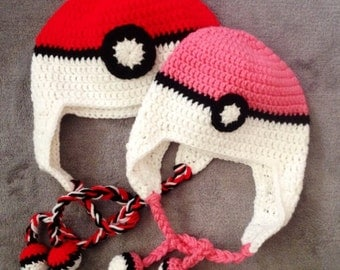 Poke'ball Hats
