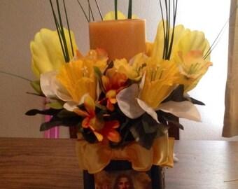 Beautiful Christian Vase