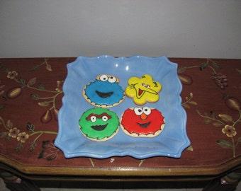 seasame street cookies
