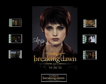 Twilight Breaking Dawn Part 2 Film Cell Presentation : Alice