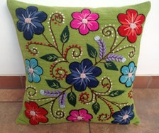 Popular Items For Peruvian Pillow On Etsy