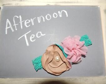 Afternoon Tea Girls Headband