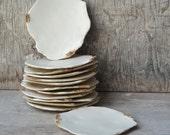 "Luncheon Plates - Set of 4 - 9.25"" Diameter"