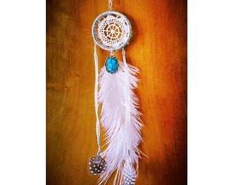 DreamCatcher lace Pendant