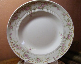 Vintage Salem China Co. Shallow Bowl - Sandra