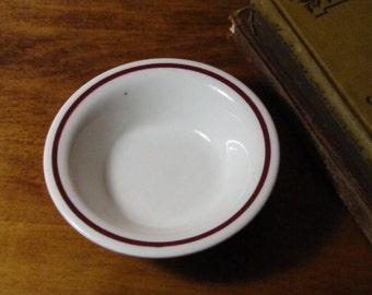 Vintage Buffalo China Berry Bowl