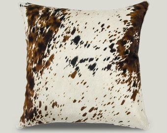 Popular Items For Cowhide Pillow On Etsy