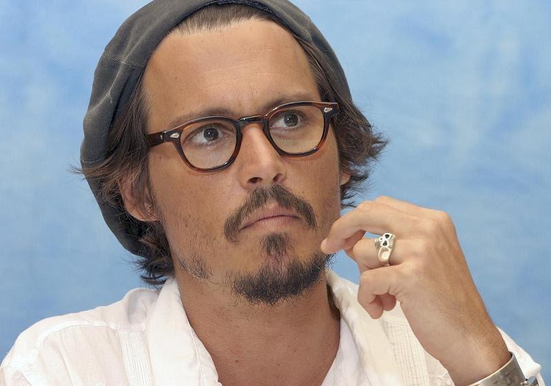 Johnny Depp Skull Ring Silver 925 Bague Johnny By