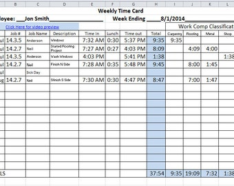 overtime calculator spreadsheet weekly and biweekly
