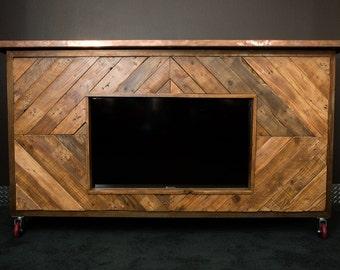 Portable Bar- Vintage