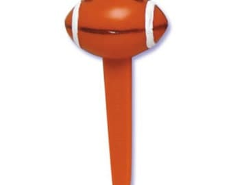 24 Football Cupcake Topper Picks - C3-F30