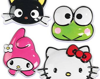Hello Kitty & Friends Pop Top Cake Topper Decor - HK26/BB1