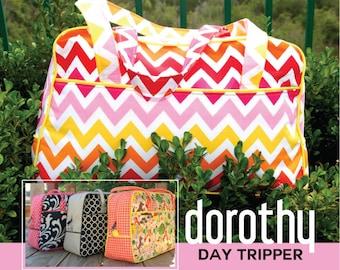 Dorothy Day Tripper Bag Pattern