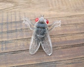 The FLY-est Pin - RED