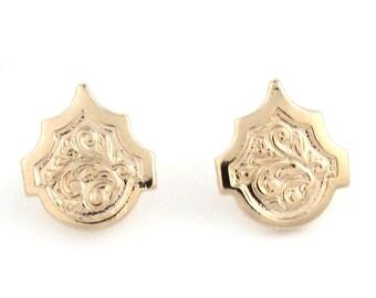 Birdhouse Jewelry - Little Flame Earrings