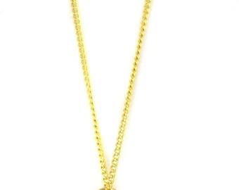 Birdhouse Jewelry - Genie Lamp Necklace