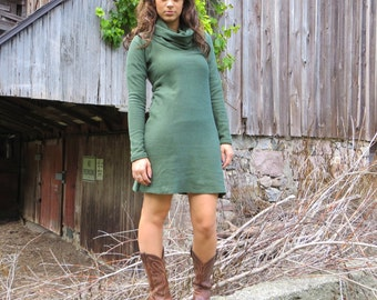 Hemp Winter Wanderlust Dress