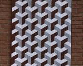 Modern City Quilt