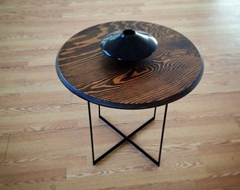 surf board coffee table eames era mid century 50s style