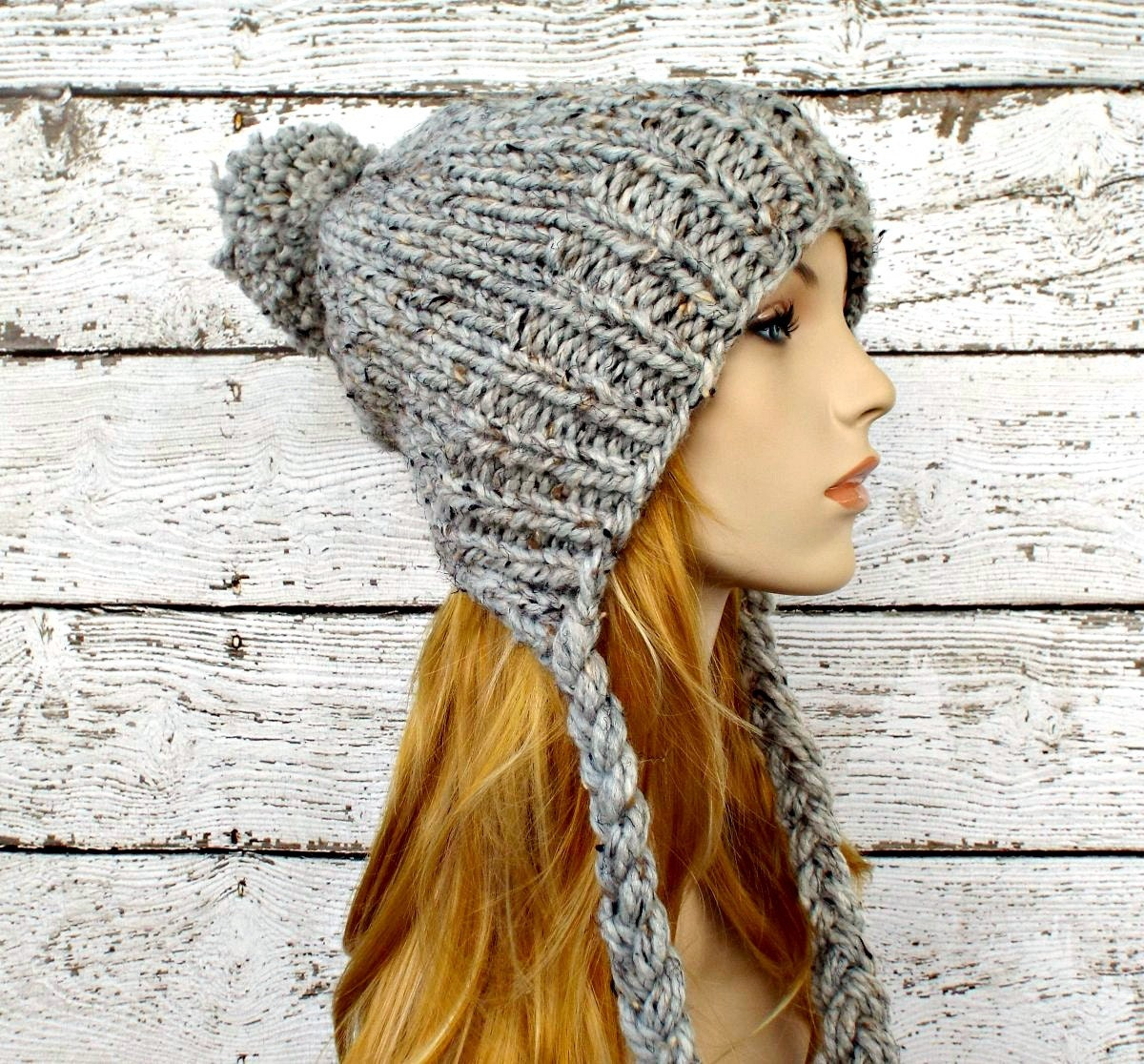 Knit Hat With Ear Flaps Free Pattern. 1000+ ideas about Kids Hats on ...